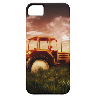 Tractor iPhone SE/5/5s Case