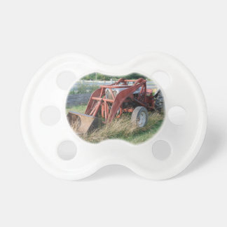 tractor chupetes para bebés