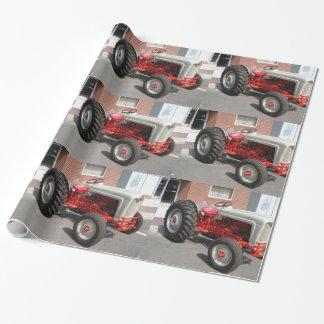 Tractor clásico de Ford Papel De Regalo