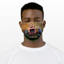 Tractor Cloth Face Mask