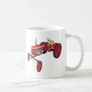 tractor coffee mug