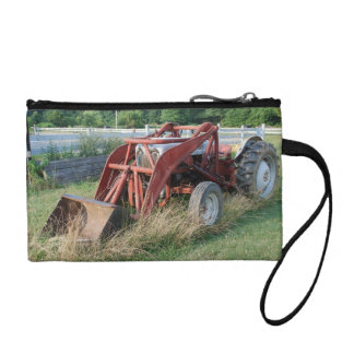 tractor coin purse