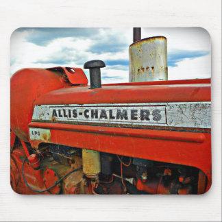 Tractor de Allis Chalmers Alfombrilla De Ratones