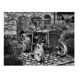 Tractor de Fordson del vintage, Bredbury Pasillo Postales
