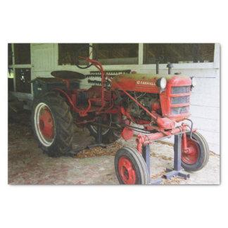 Tractor de Georgia Papel De Seda Pequeño