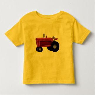 Tractor de granja playera de bebé