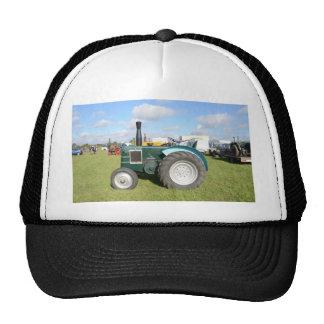Tractor del diesel del vintage gorras de camionero