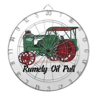 Tractor del tirón del aceite de Rumely