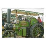 tractor del vintage manteles individuales