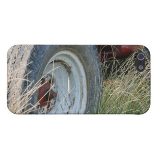 tractor details case for iPhone SE/5/5s