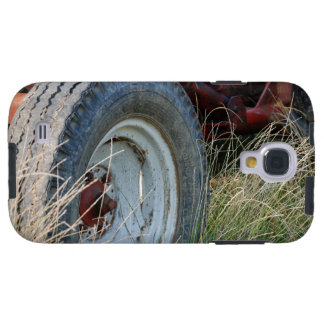 tractor details galaxy s4 case