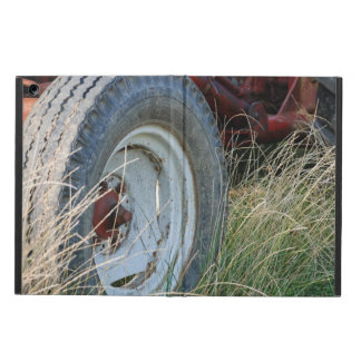 tractor details iPad air case