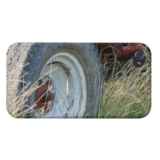 tractor details case for iPhone 4