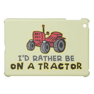 Tractor divertido