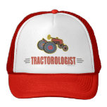 Tractor divertido gorras