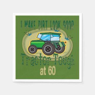 Tractor duro en 60 servilleta de papel