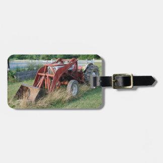 tractor etiquetas bolsas
