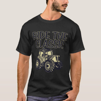 Tractor Farmer Gift Shirt Farmer Trecker Cool