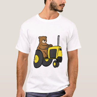 Tractor Farmer Gift Shirt Farmer Trecker Cool
