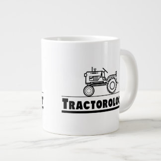 Tractor Giant Coffee Mug