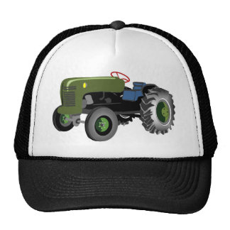 Tractor Gorro De Camionero