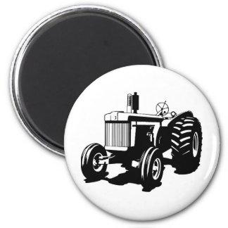 Tractor grande imán redondo 5 cm