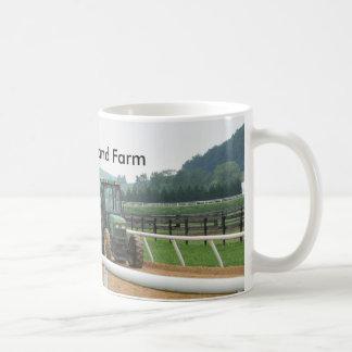 Tractor Harrows Track Country Life Coffee Mugs