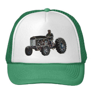 Tractor Head Mesh Hats