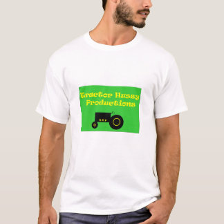 tractor hussy logo T-Shirt