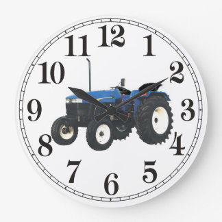 Tractor image for Acrylic Wall Clock