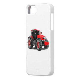 Tractor image iPhone-SE- -iPhone-5-5S-Barely-There iPhone SE/5/5s Case