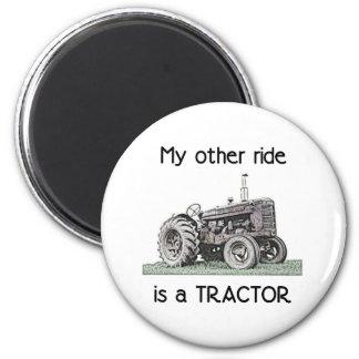 Tractor Iman Para Frigorífico