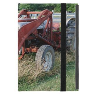 tractor iPad mini case