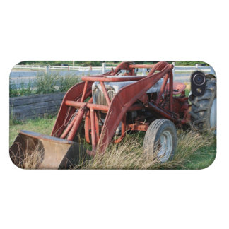 tractor iPhone 4 case