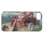 tractor iPhone 5 funda