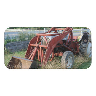 tractor iPhone SE/5/5s cover