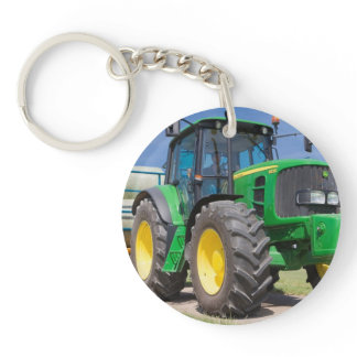 Tractor Key Chain