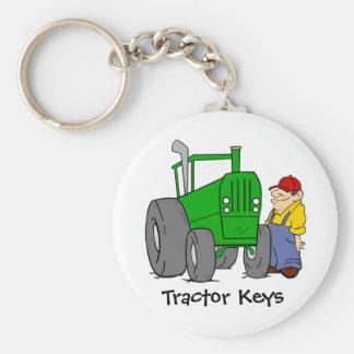 Tractor Keys Key Chains
