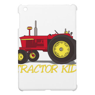 Tractor Kid iPad Mini Cover