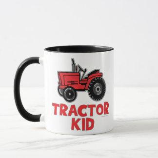 Tractor Kid Mug