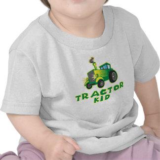 Tractor Kid Tee Shirts