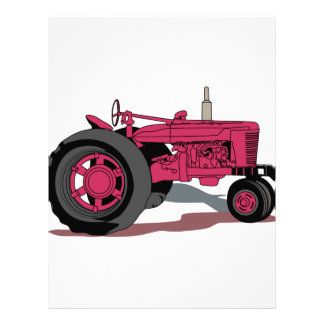 Tractor Letterhead