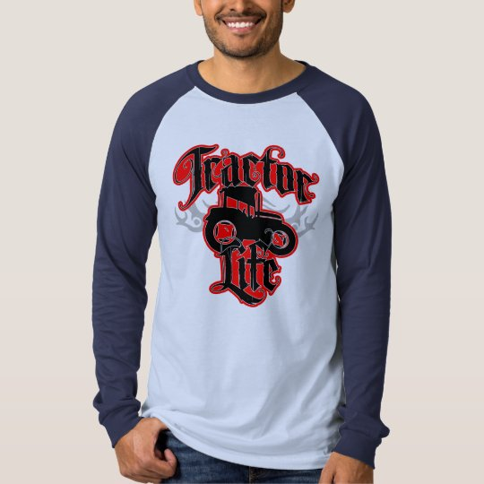 Tractor Life T-Shirt