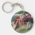 tractor llaveros personalizados