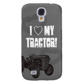 Tractor Love iPhone Case