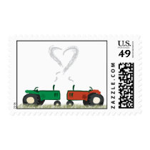 Tractor Love Postage