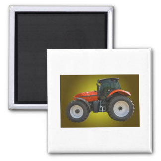 tractor 2 inch square magnet