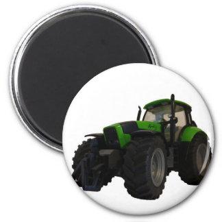 tractor magnet round