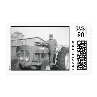 TRACTOR MAN POSTAGE