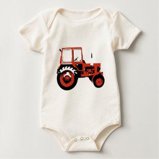 Tractor MTZ Baby Bodysuit
